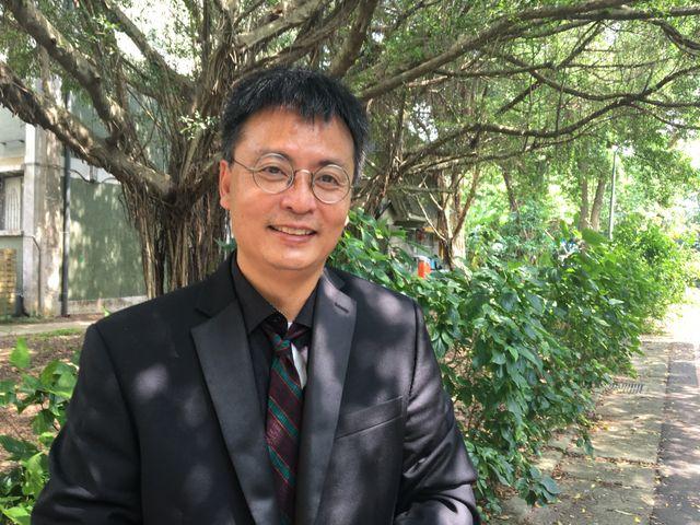 Feng Cong-de, l'un des principaux leaders étudiants de la place Tiananmen en 1989. Il est réfugié aux Etats-Unis.