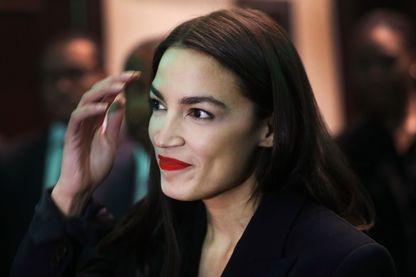 Alexandria Ocasio-Cortez, avril 2019