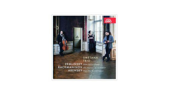 Zemlinsky Rachmaninov Arensky : Trios SUPRAPHON OU SUPRAPHONET