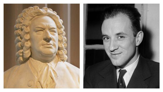 Bach et Michel Butor