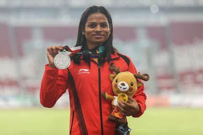 Dutee Chand, sportive