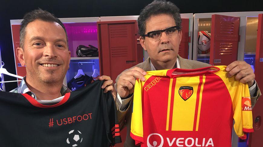 Le président du Mans FC est l'invité d'Anthony Brulez pour Une Semaine en Ballon.