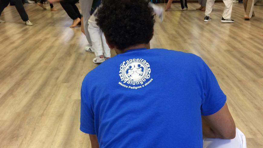 Pedigre, professeur de capoeira à Saint Étienne