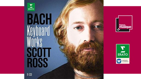 Bach : Keyboard Works - Scott Ross