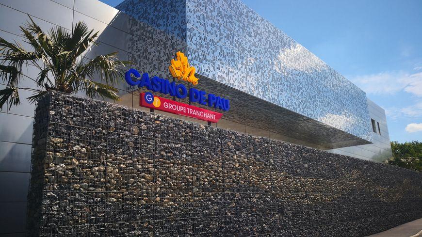 Casino de Pau, ouverture le 2 mai