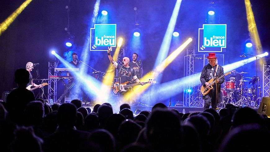 France Bleu Live Festival avec Pascal Obispo