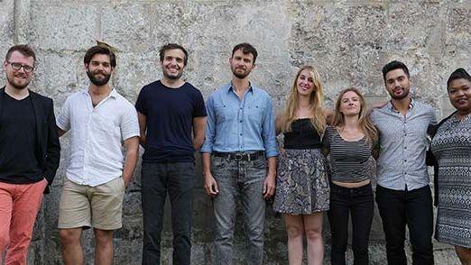 Les quatre duos chant et piano de l'Académie Mélodie et Lied Orsay / Royaumont