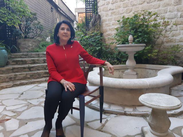 La présidente géorgienne Salomé Zourabishvili est la tête d'affiche du colloque Europe et populisme organisé par Euronews à Paris