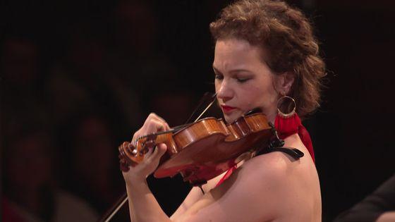 Sibelius : Concerto pour violon et orchestre en ré mineur op. 47