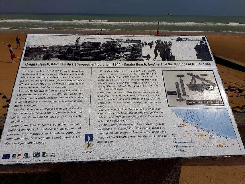 Omaha Beach attendra encore un peu