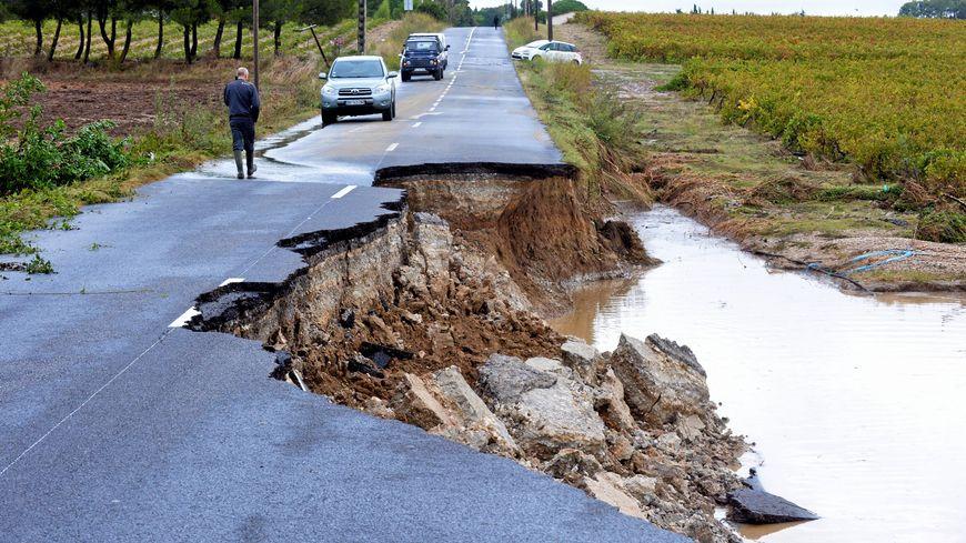 Les inondations dans l'Aude avaient fait 15 morts en octobre dernier (illustration)