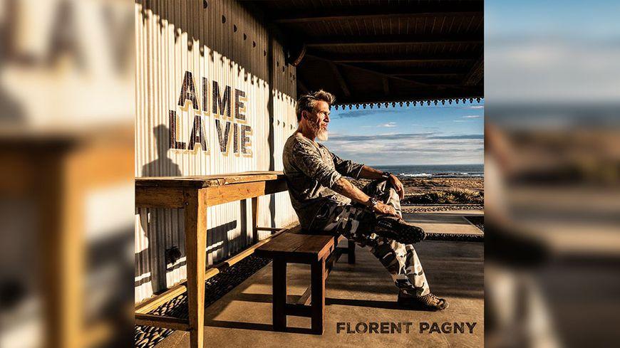 """L'album """"Aime la vie"""" de Florent Pagny"""