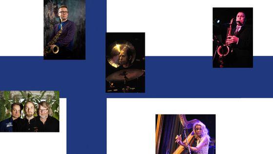 Jukka Perko, Edward Vesala, Timo Lassy, Black Motor, Iro Haarla