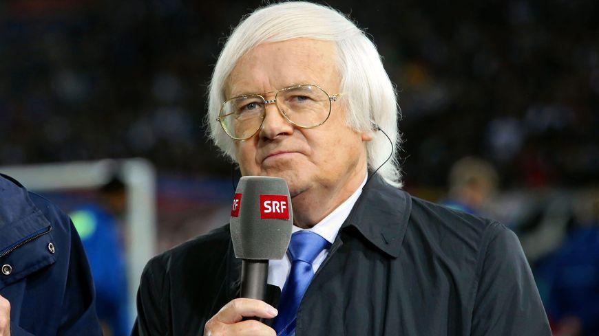 Gilbert Gress, est toujours actif à la télé suisse