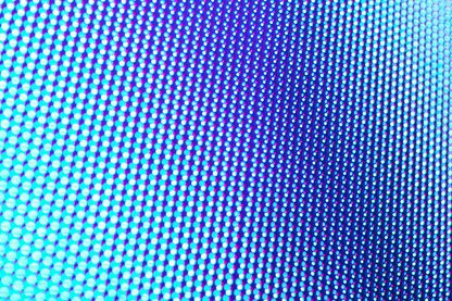 Blue dotted pattern, full frame
