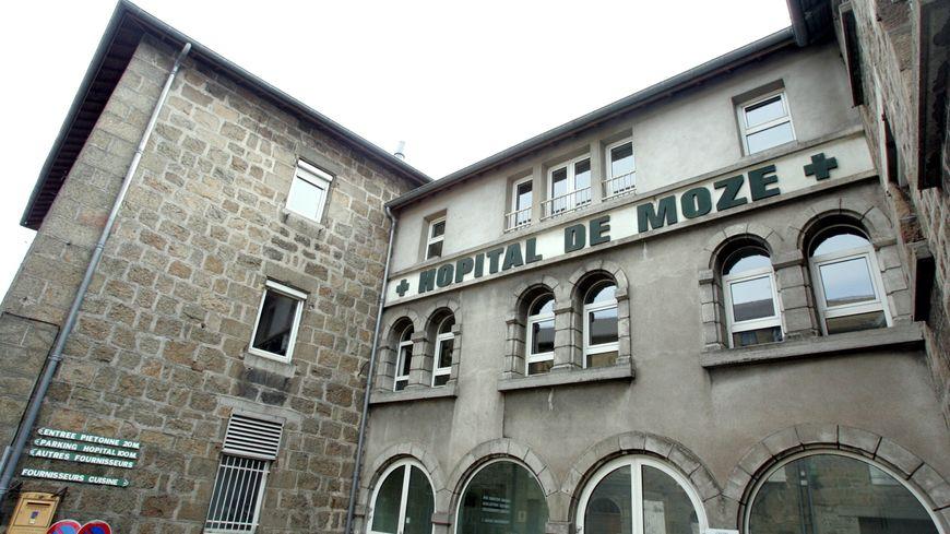 L'hôpital de Moze, à Saint-Agrève.