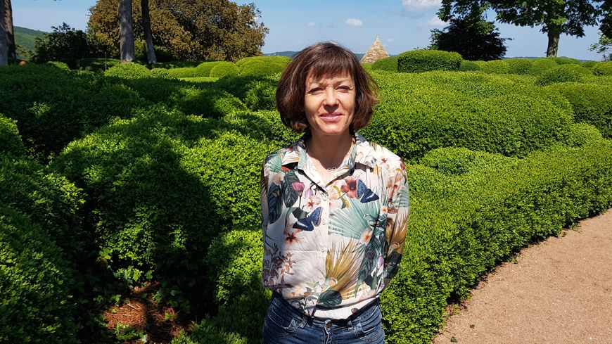 Stéphanie Angleys, guide animatrice