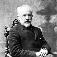Pyotr Ilitch Tchaïkovsky – Biography, Music Streaming, all about Artists and Composers