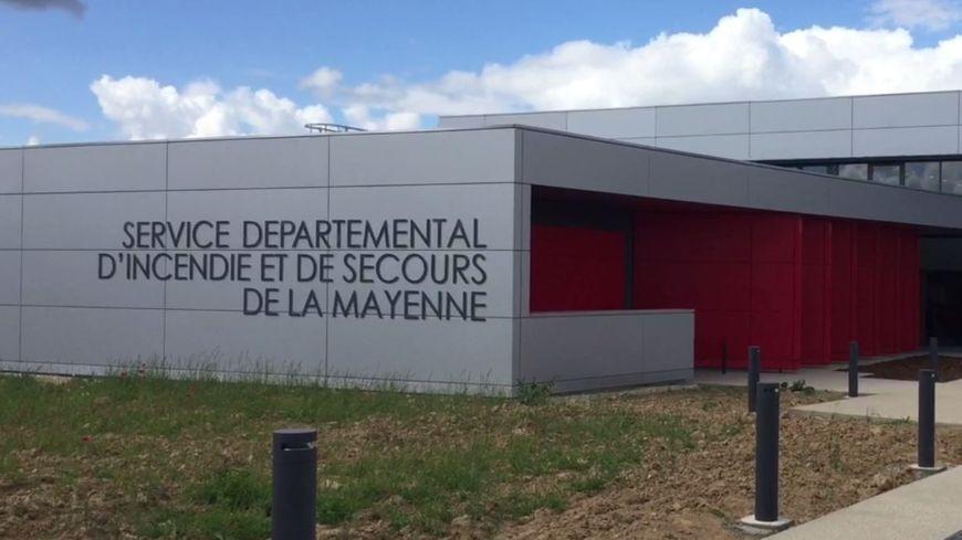 Les pompiers de la Mayenne se sont installés dans leurs nouveaux locaux à Saint-Berthevin.