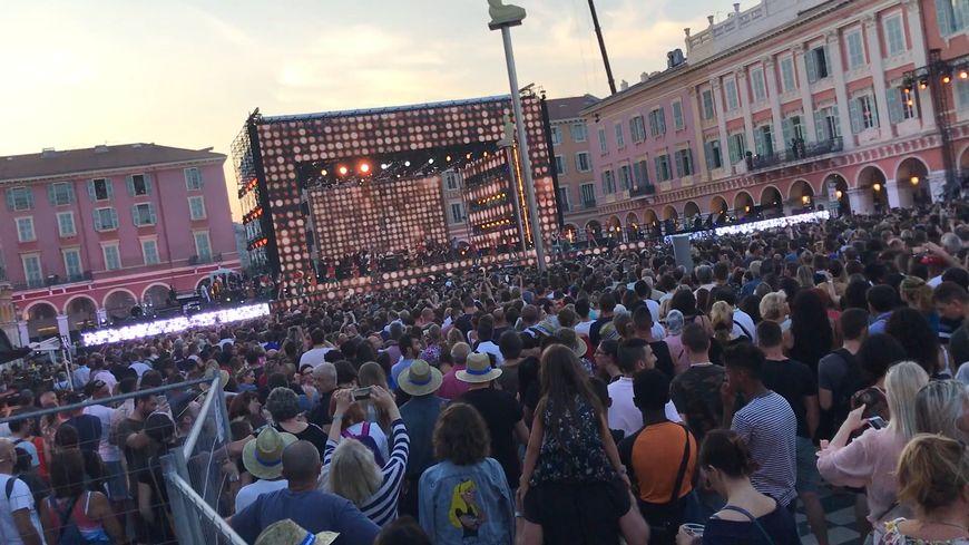 La Fête de la Musique à Nice en 2018