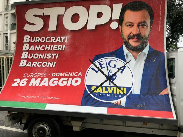 Matteo Salvini est à la manoeuvre pour tenter d'unir les forces conservatrices et nationalistes.