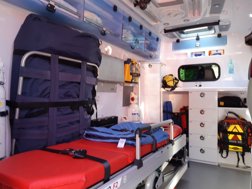 Un mini cabinet médical