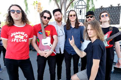 King Gizzard & the Lizard Wizard, le rock psychédélique en 2019