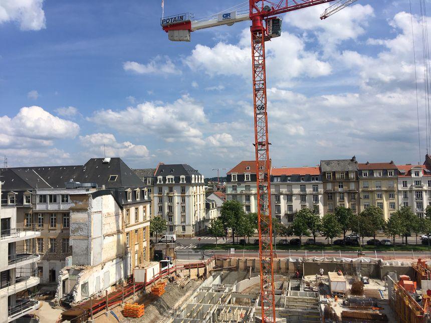 Un concours va être lancé pour aménager les anciens bâtiments historiques de l'hôpital Bon Secours