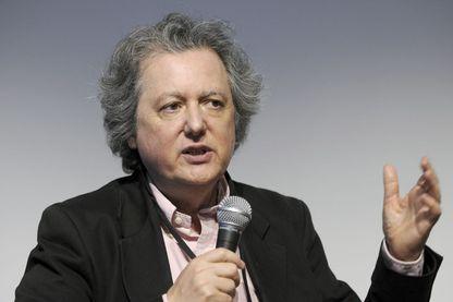 Pierre Haski - co-fondateur du site Rue 89 et président de Reporters sans frontières