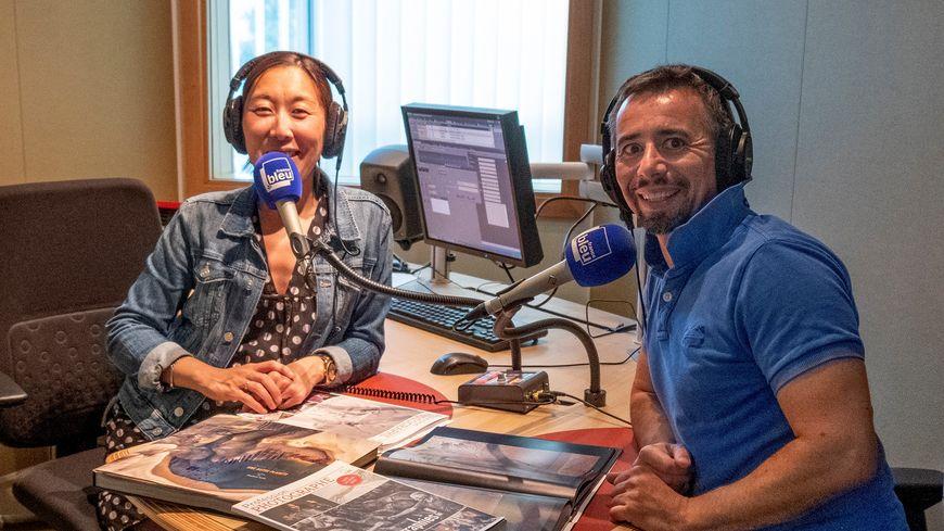 Stéphane Scotto, invité de France Bleu Gironde