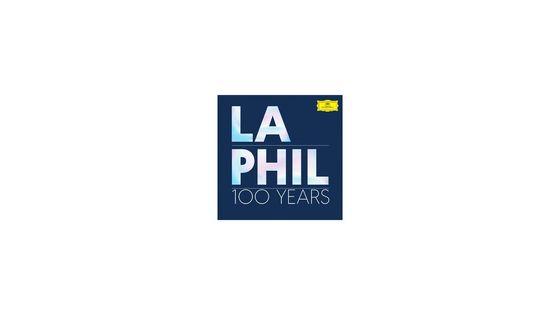 coffret Los Angeles Philharmonic 100 Years