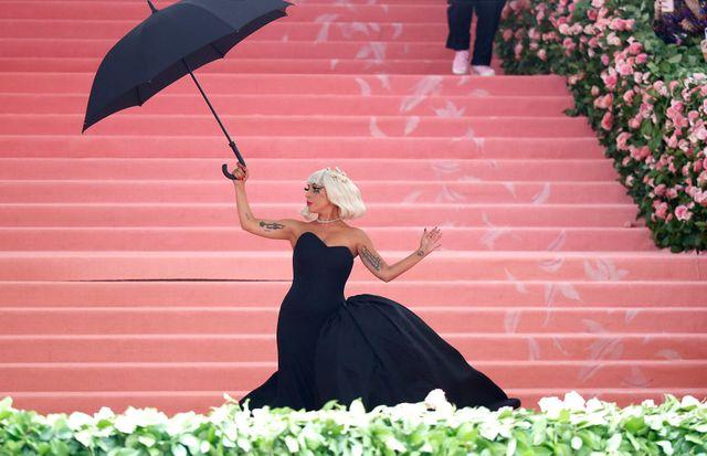 Lady Gaga dans sa deuxième tenue au gala du Met 2019