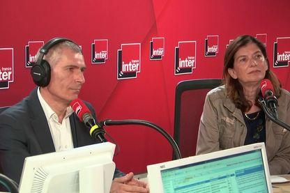 Ariane Chemin et Benoît Collombat