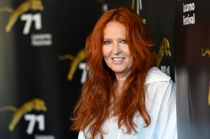 Portrait de la scénariste et réalisatrice de films documentaires et de fiction,Yolande Zauberman, le 14 juin 2013 à Paris .