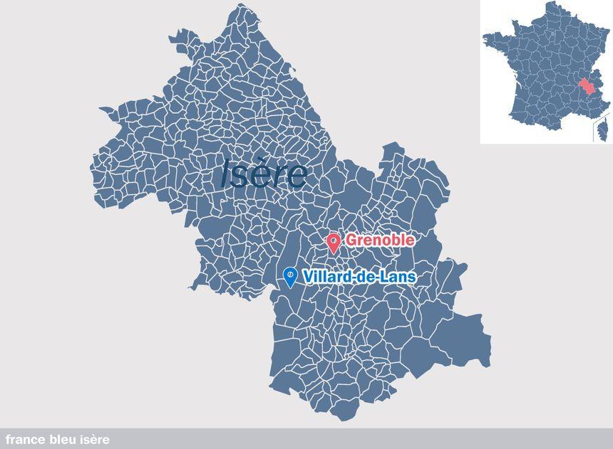 Villard-de-Lans, en Isère