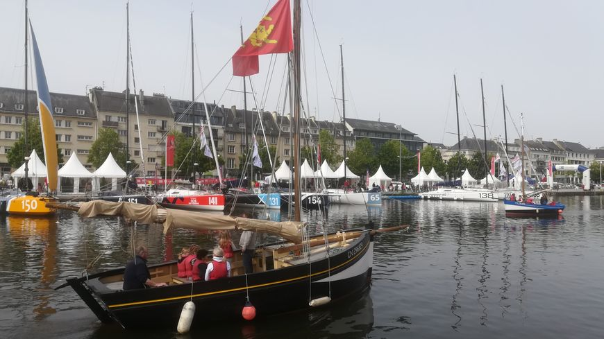 La Normandy Channel Race est reconduite jusqu'en 2022 dans le port de Caen