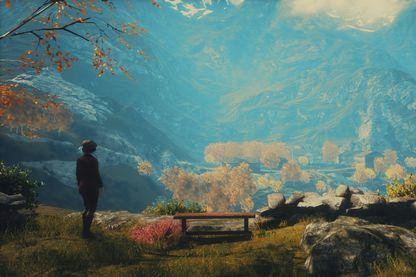 """Dans le jeu vidéo """"Draugen"""", les paysages sont presque un personnage à part entière"""
