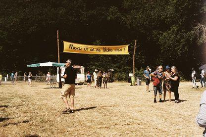 Zone à Défendre, Notre-Dâme des Landes, juillet 2017.