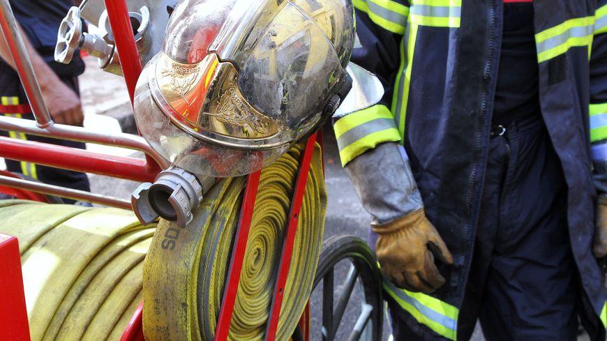 40 pompiers ont été mobilisés ce dimanche 5 mai à Pontchâteau (illustration).
