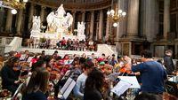Un orchestre d'enfants sud-américains et français mobilisé pour le climat