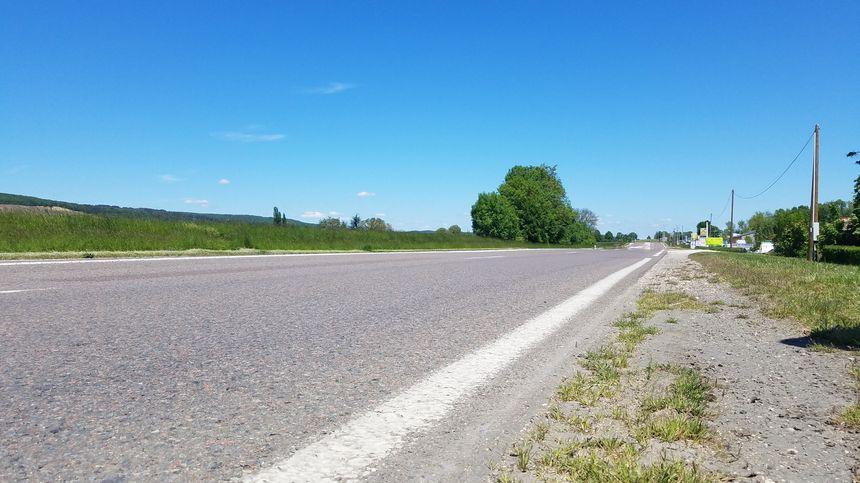 Entre Beaune et Dijon il y a 42 changements de vitesse en 36 kilomètres assure le département de la Côte-d'Or.