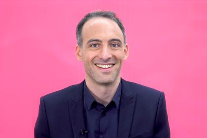 Raphaël Glucksmann répond aux questions de l'interview #EuropeOrNot.