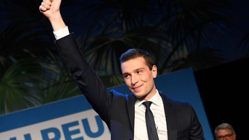 Jordan Bardella et la liste RN arrivent en tête des élections européennes dans les Vosges