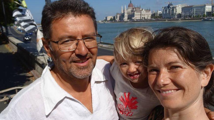 Terriens en chemin, 3 Morbihannais en vélo sur les routes d'Europe
