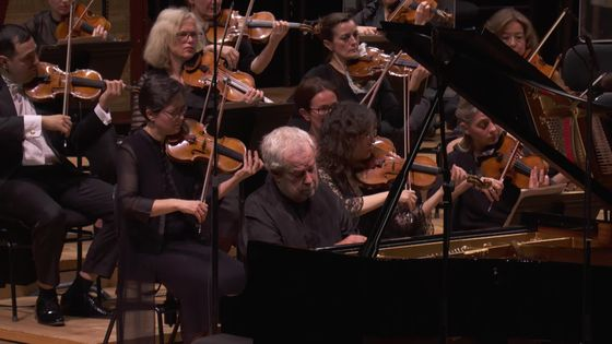 Nelson Freire joue le 2e concerto pour piano de Chopin