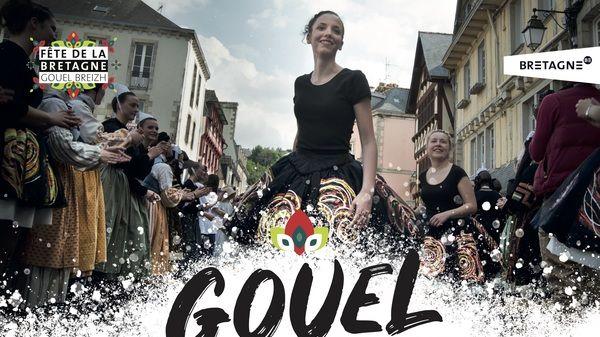 Gouel Breizh, la fête de la Bretagne accueille une déambulation et un spectacle le 18 mai