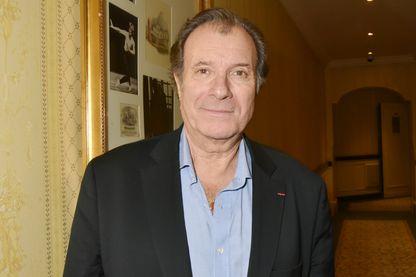 Le comédien Daniel Russo, le 18 novembre 2018 à Paris.