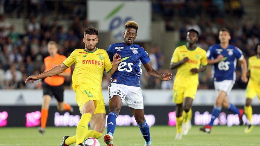 Nantes reste sur trois victoires face à Strasbourg sur ces deux dernières saisons