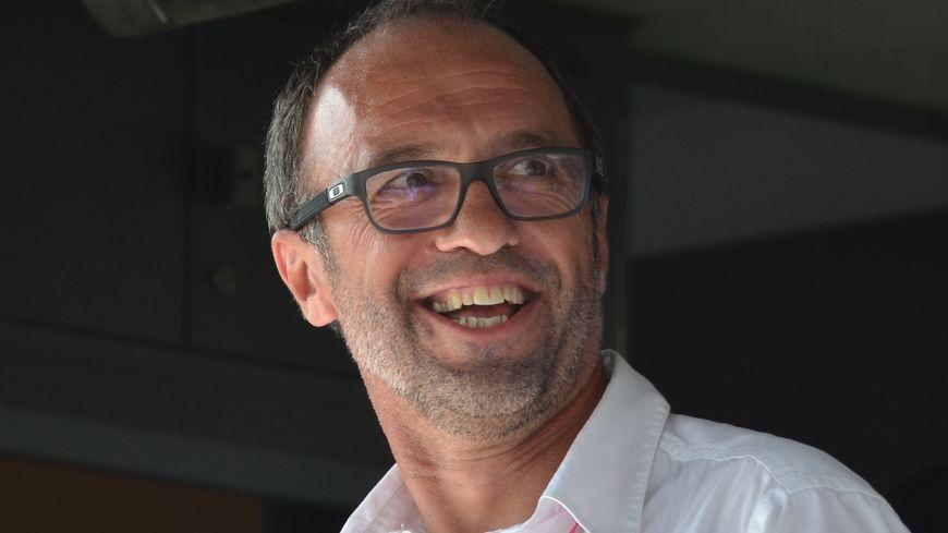 Pierrick Guesné, le président des Boucles de la Mayenne.