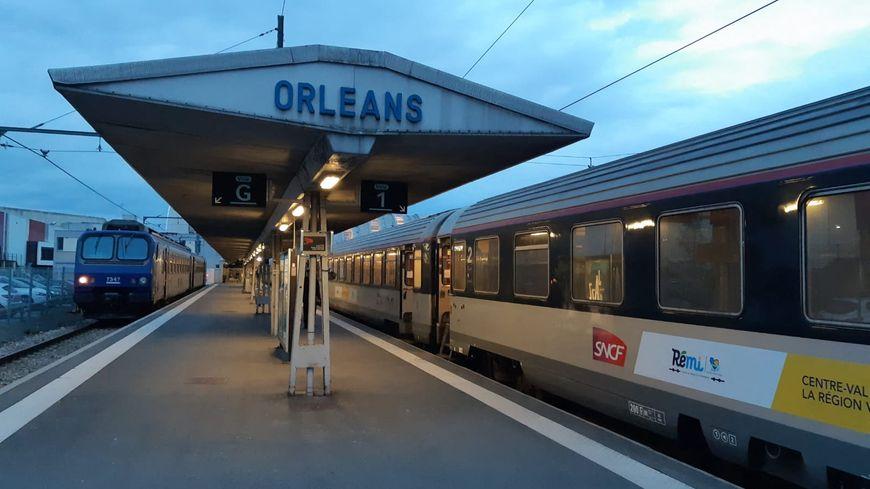 changements d'horaires sur les trains paris - orléans depuis lundi
